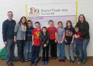 2014-2015 JBQ Team