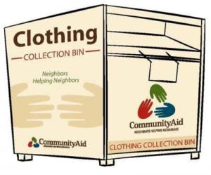 Community Aid Bin