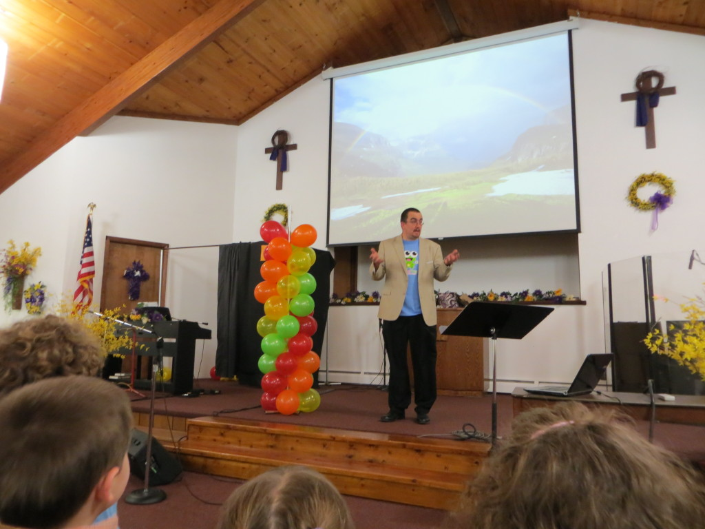 Children's Church Sunday